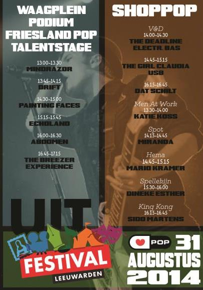 Talentstage