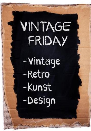 Vintage Friday