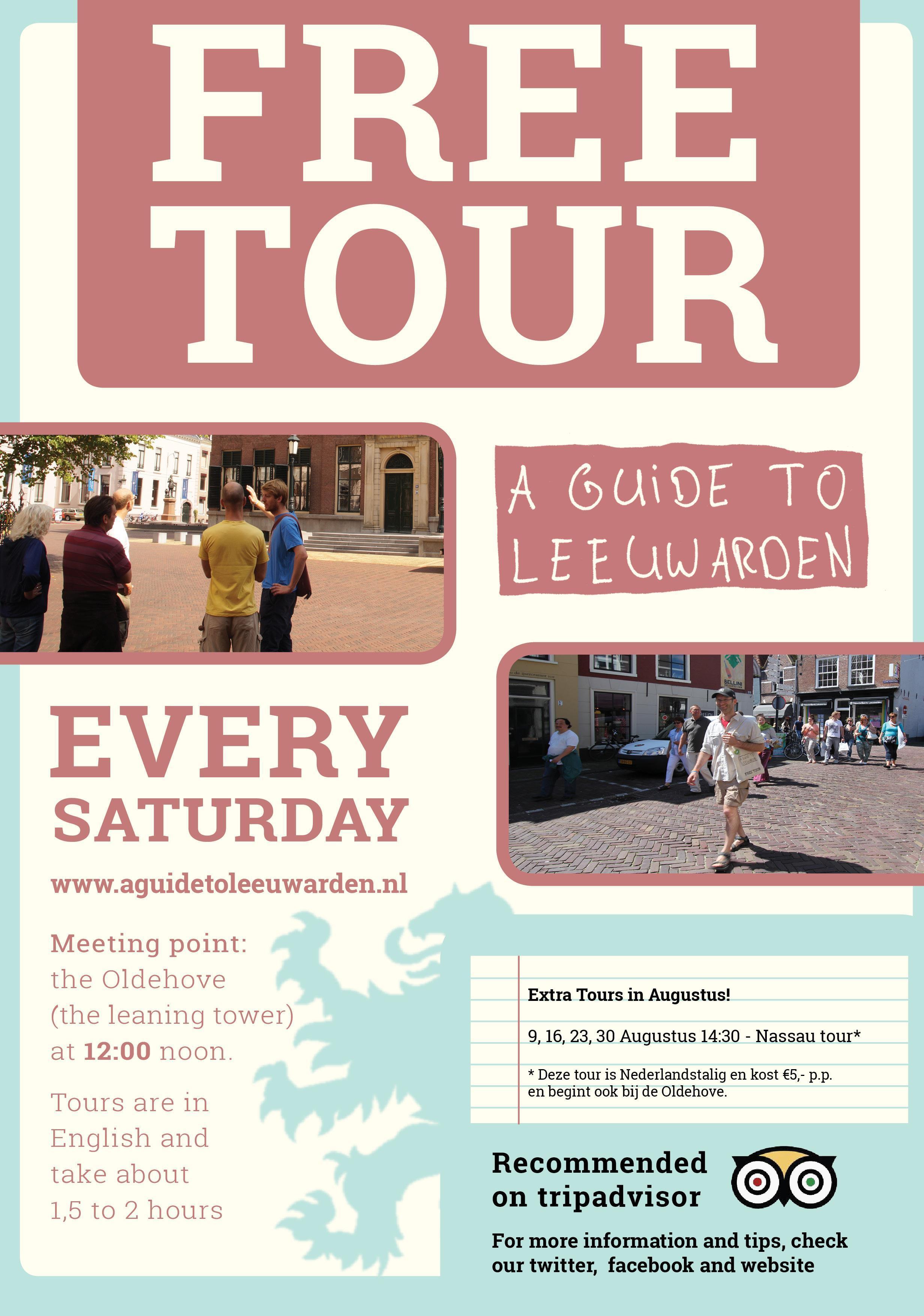 Leeuwarden Free Tour