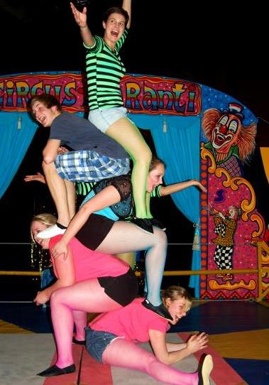 Circus Saranti