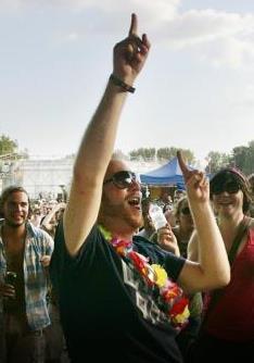 Festivalveld