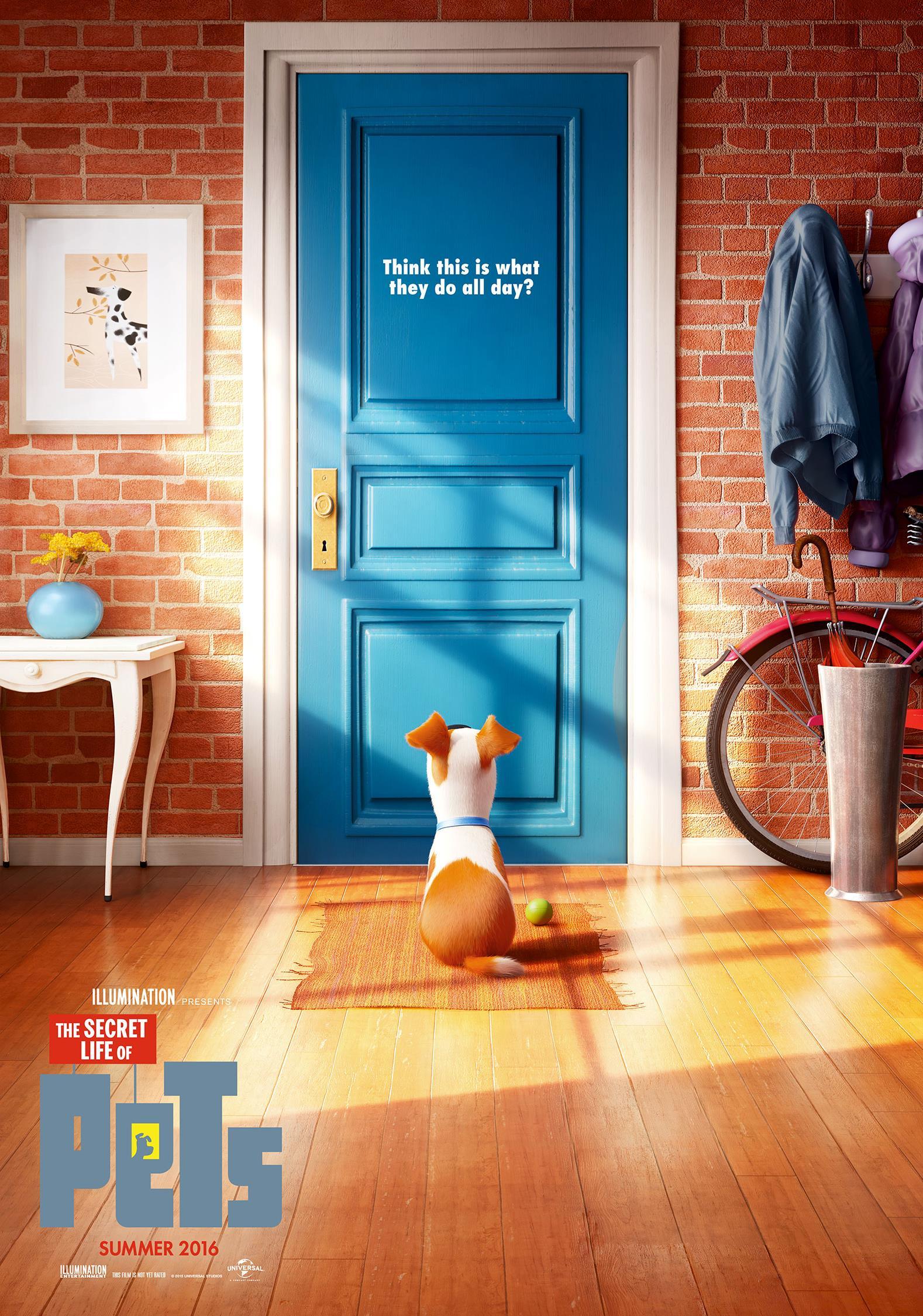 The Secret Life of Pets 3D OV