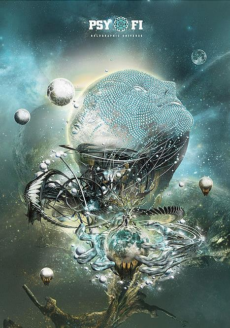 Psy-Fi Holographic Universe 2016
