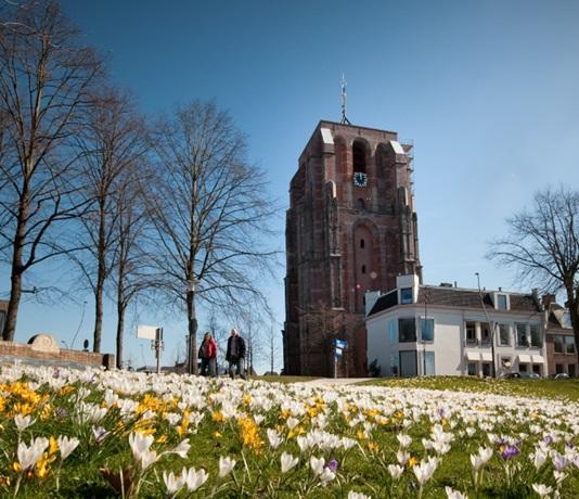 Lente in Leeuwarden
