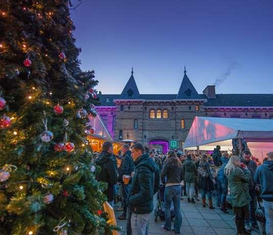 Kerstmarkt Blokhuispoort