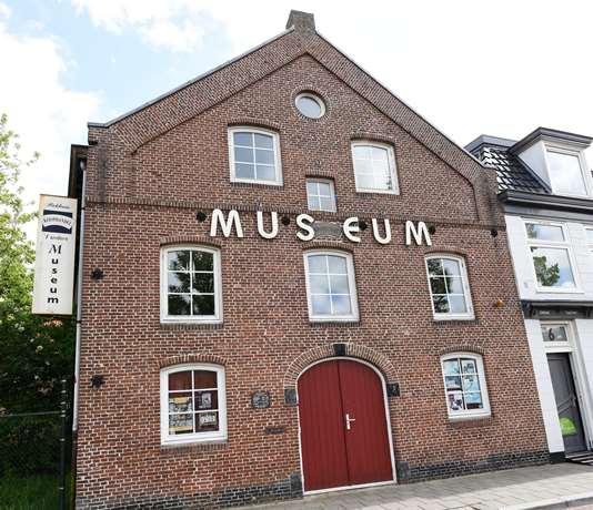 'Oldtimer-Textiel Museum'