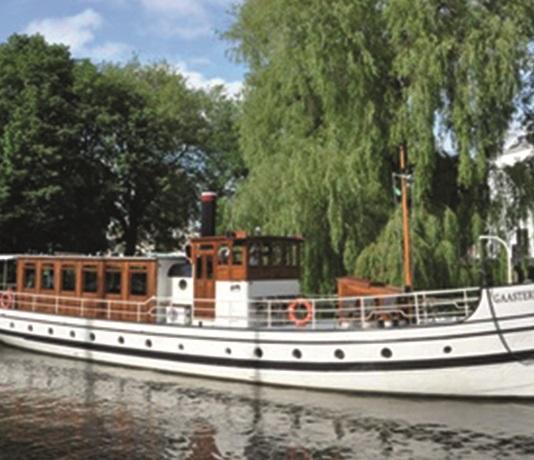Salonboot Gaasterland