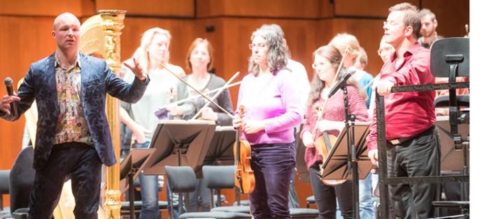 Repetitiebezoek Noord Nederlands Orkest