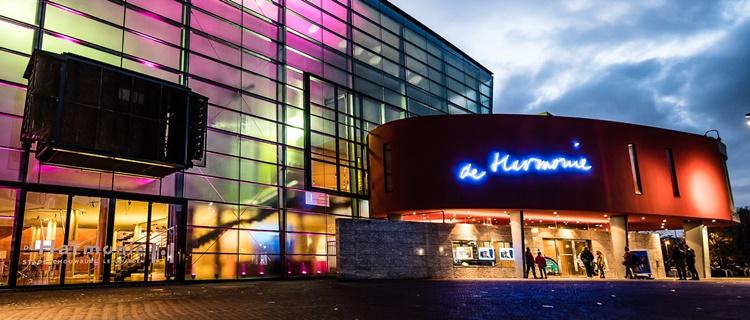 Stadschouwburg de Harmonie; Theatertechniek in De Harmonie - Makers Wereld