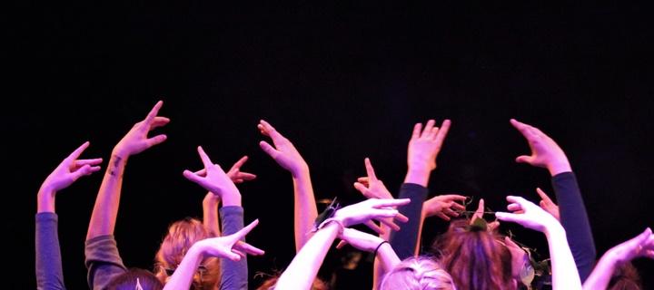 Dansende Kunstenaars