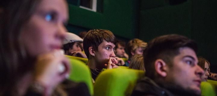Festivalbezoek Noordelijk Film Festival