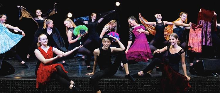 Jeugd Dansopleiding Fryslȃn (JDOF)
