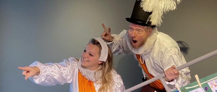 Ús Heit en Anna van Oranje