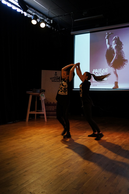Dancebattle impressie