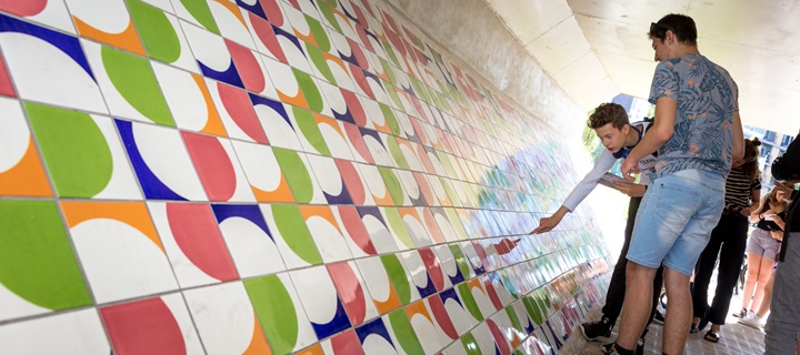 Kunstroute Leeuwarden Vrij-Baan