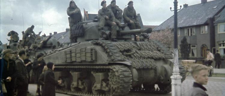 Digitale stadswandeling Oorlog & Vrijheid
