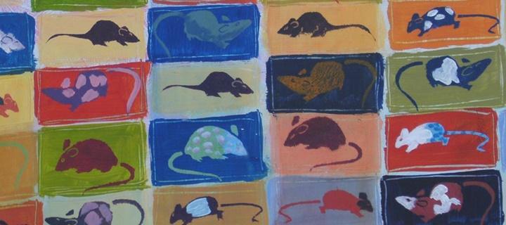 De vier dappere muisjes