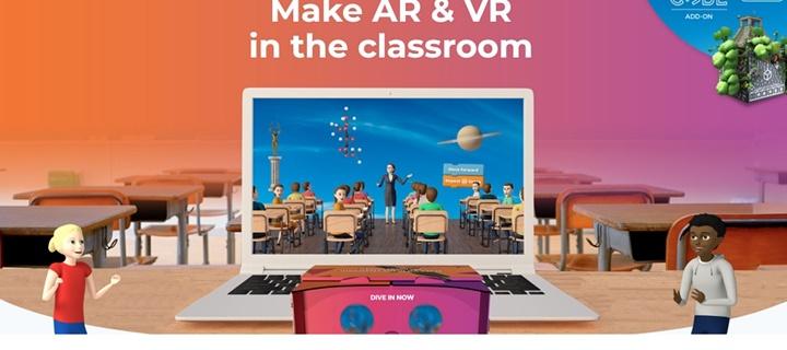 De wereld van Augmented- en Virtual Reality ontdekken - Digitale Wereld